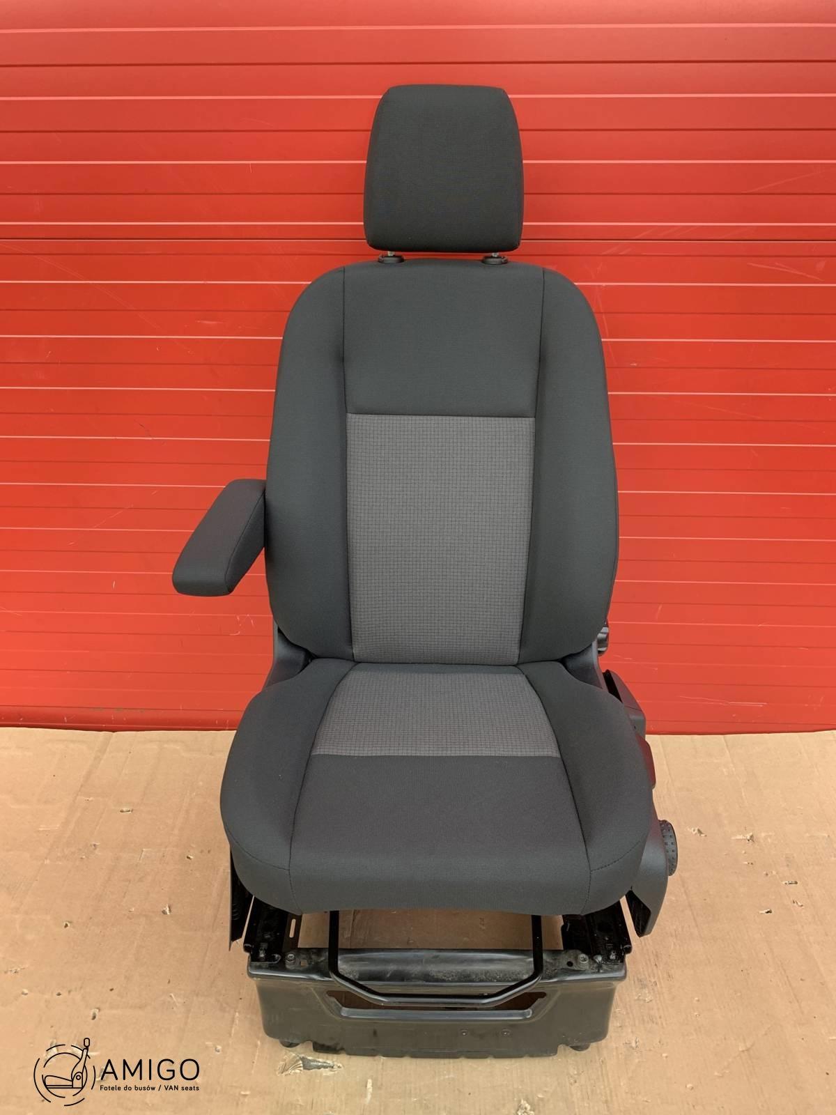 single passenger seat for ford transit custom